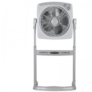Ventilator electric de 12 inch cu suport reglabil